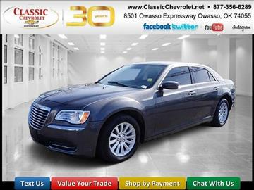 2013 Chrysler 300 for sale at Classic Chevrolet in Owasso OK