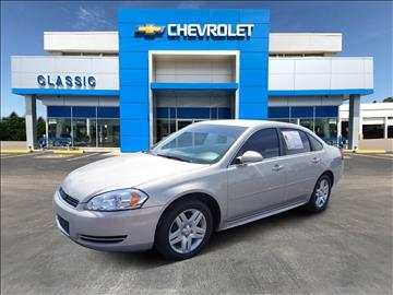 2012 Chevrolet Impala for sale at Classic Chevrolet in Owasso OK