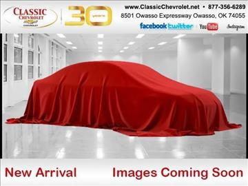 2015 Chevrolet Cruze for sale at Classic Chevrolet in Owasso OK