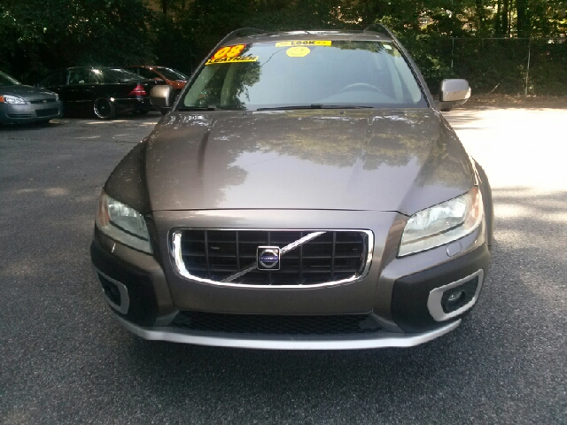 2008 VOLVO XC70 32 AWD 4DR WAGON dark grey 4wd type - full time abs - 4-wheel air filtration