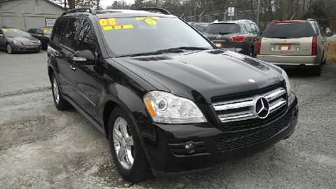 2008 Mercedes-Benz GL-Class for sale in Norcross, GA