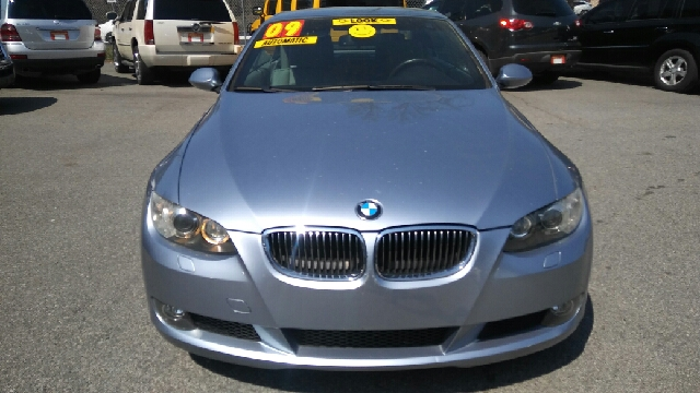2009 BMW 3 SERIES 328I 2DR CONVERTIBLE blue 2-stage unlocking doors abs - 4-wheel active head r