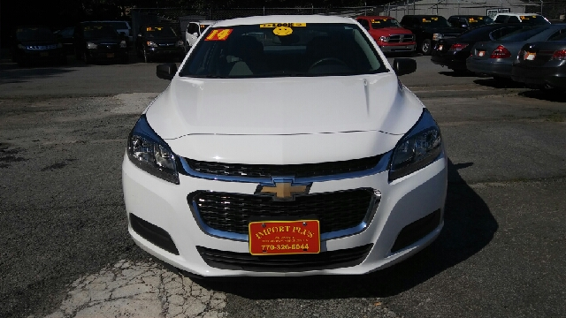 2014 CHEVROLET MALIBU LS 4DR SEDAN white 2-stage unlocking doors abs - 4-wheel active head rest