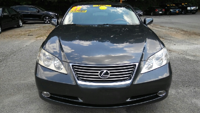 2009 LEXUS ES 350 BASE 4DR SEDAN gray 2-stage unlocking doors abs - 4-wheel air filtration air