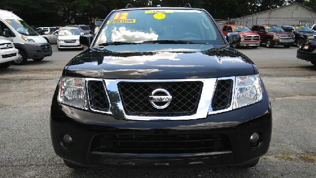 2012 NISSAN PATHFINDER SILVER EDITION 4X2 4DR SUV black 2-stage unlocking doors abs - 4-wheel a