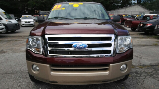 2009 FORD EXPEDITION EL EDDIE BAUER 4X2 4DR SUV marron 2-stage unlocking doors abs - 4-wheel ac