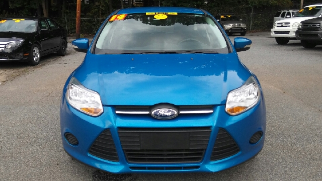 2014 FORD FOCUS SE 4DR HATCHBACK blue 2-stage unlocking doors abs - 4-wheel air filtration air