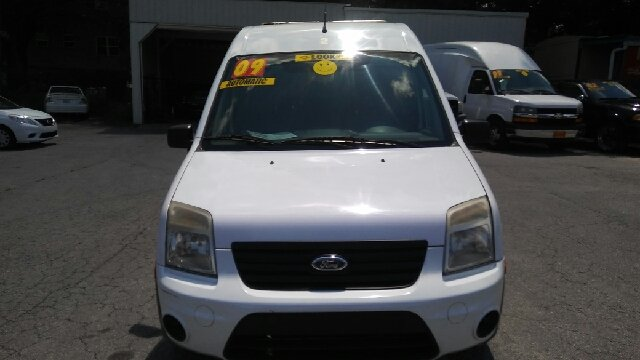 2010 FORD TRANSIT CONNECT CARGO VAN XLT 4DR MINI WO SIDE white abs - 4-wheel alternator - 150 a