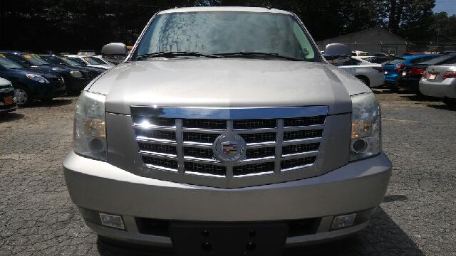 2007 CADILLAC ESCALADE BASE 4DR SUV beige 2-stage unlocking doors abs - 4-wheel active suspensi