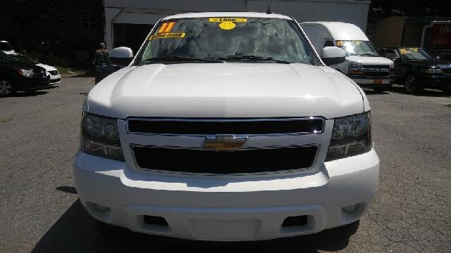 2011 CHEVROLET TAHOE LS 4X2 4DR SUV white 2-stage unlocking doors abs - 4-wheel airbag deactiva