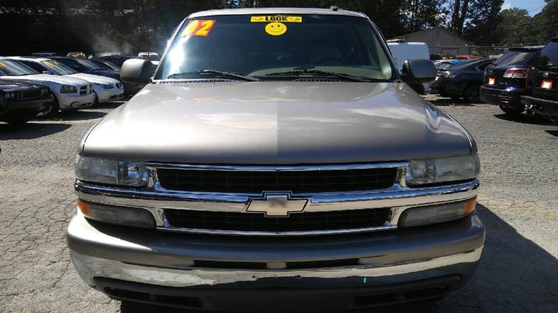 2002 CHEVROLET SUBURBAN 1500 LT 2WD 4DR SUV champagne abs - 4-wheel anti-theft system - alarm a