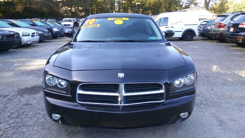 2010 DODGE CHARGER SXT 4DR SEDAN black 2-stage unlocking doors abs - 4-wheel adjustable pedals