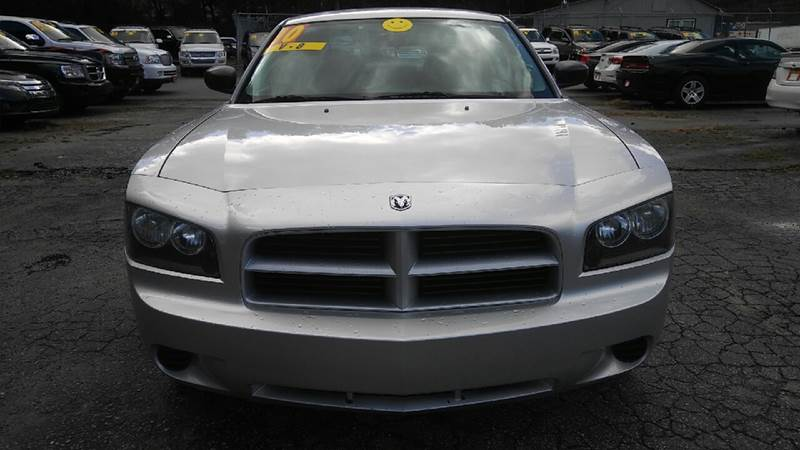 2010 DODGE CHARGER POLICE 4DR SEDAN silver 2-stage unlocking doors abs - 4-wheel airbag deactiv