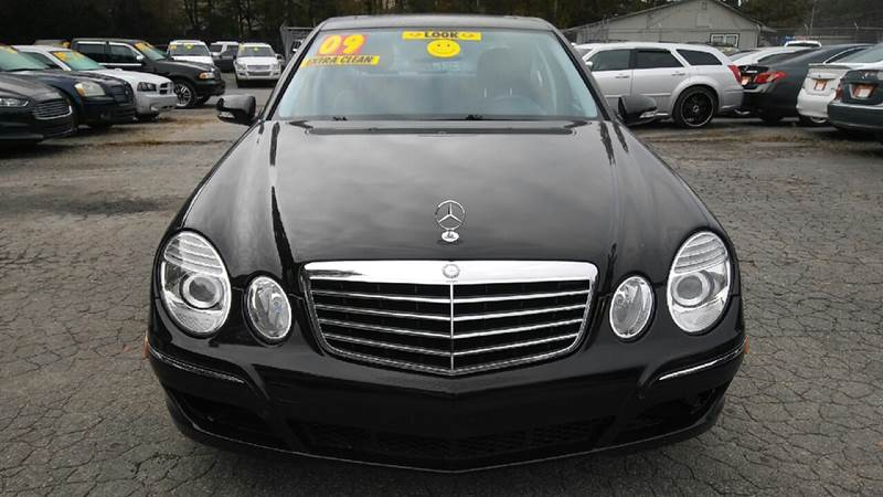 2009 MERCEDES-BENZ E-CLASS E 350 4DR SEDAN black 2-stage unlocking doors abs - 4-wheel active h