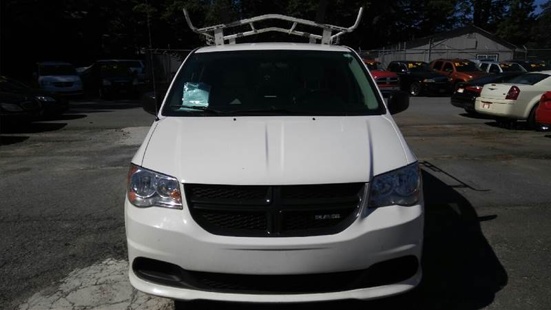 2013 RAM CV TRADESMAN 4DR CARGO MINI VAN white 2-stage unlocking doors abs - 4-wheel active he