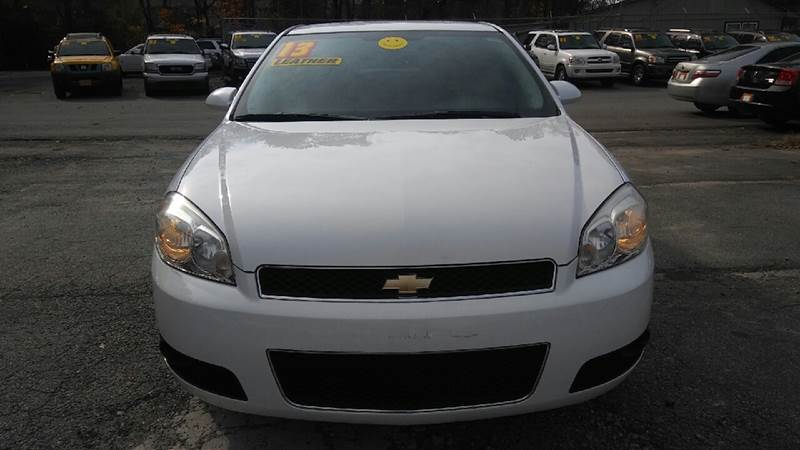 2013 CHEVROLET IMPALA LTZ 4DR SEDAN white 2-stage unlocking doors abs - 4-wheel air filtration