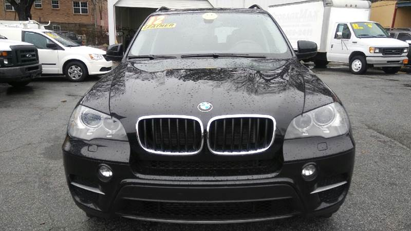 2012 BMW X5 XDRIVE35I AWD 4DR SUV black 2-stage unlocking doors 4wd type - full time abs - 4-wh