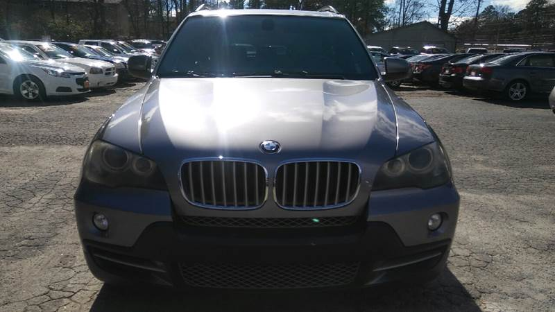 2009 BMW X5 XDRIVE48I AWD 4DR SUV gray 2-stage unlocking doors 4wd type - full time abs - 4-whe