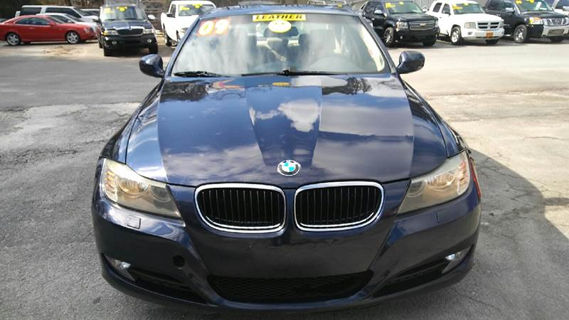 2009 BMW 3 SERIES 328I XDRIVE AWD 4DR SEDAN SULEV blue 2-stage unlocking doors 4wd type - full t