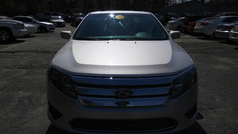 2010 FORD FUSION SEL 4DR SEDAN silver abs - 4-wheel air filtration airbag deactivation - occupa