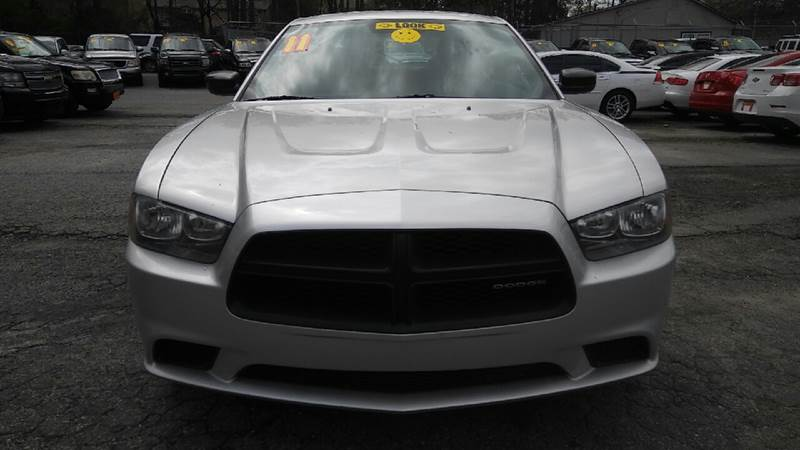 2011 DODGE CHARGER POLICE 4DR SEDAN silver 2-stage unlocking doors abs - 4-wheel active head re