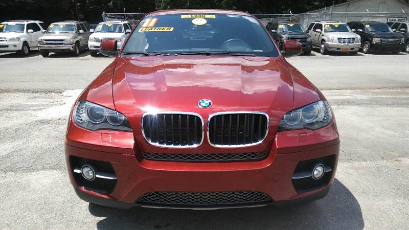 2011 BMW X6 XDRIVE35I AWD 4DR SUV red 4wd type - full time abs - 4-wheel active head restraints