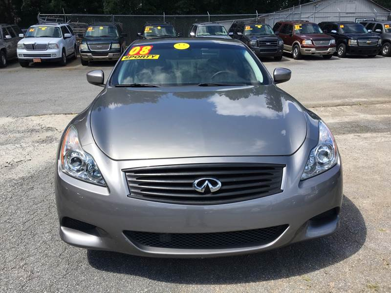2008 INFINITI G37 BASE 2DR COUPE gray mirror color - body-color steering ratio - 164 turns loc
