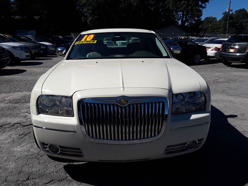 2010 CHRYSLER 300 TOURING 4DR SEDAN cream body side moldings - body-color with chrome accents do