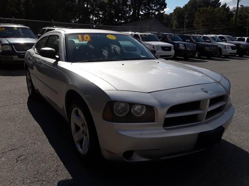 2010 Dodge Charger Police 4dr Sedan In Norcross Ga Import Plus