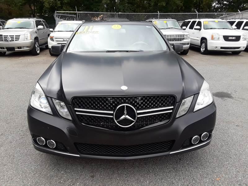 2011 MERCEDES-BENZ E-CLASS E 350 LUXURY 4DR SEDAN black exhaust tip color - chrome grille color