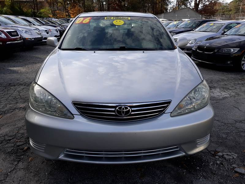 2006 TOYOTA CAMRY LE 4DR SEDAN WAUTOMATIC silver air filtration front air conditioning armrest