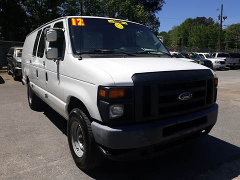 2012 Ford E-Series Chassis for sale in Norcross, GA
