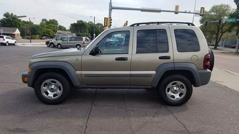 2005 Jeep Liberty for sale in Mitchell, SD