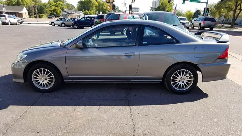 2005 Honda Civic EX Special Edition 2dr Coupe   Mitchell SD