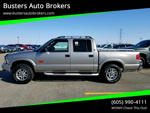 2004 GMC Sonoma for sale in Mitchell, SD