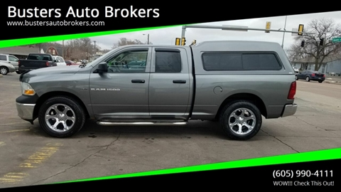 2011 RAM Ram Pickup 1500 for sale in Mitchell, SD