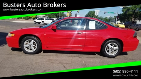 2002 Pontiac Grand Prix for sale in Mitchell, SD