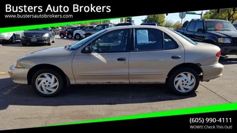 1999 Chevrolet Cavalier for sale in Mitchell, SD