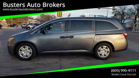 2013 Honda Odyssey for sale in Mitchell, SD