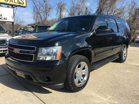 2012 Chevrolet Suburban for sale at Town and Country Auto Sales in Jefferson City MO