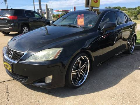 Superior 2007 Lexus IS 250 For Sale In Jefferson City, MO