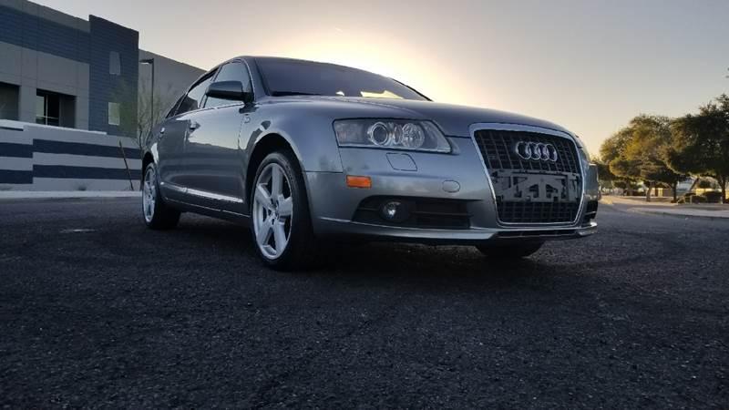 2008 Audi A6 32 Quattro In Phoenix Az Auto 4 Less