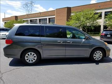 2010 Honda Odyssey for sale at C & J International Motors in Duluth GA