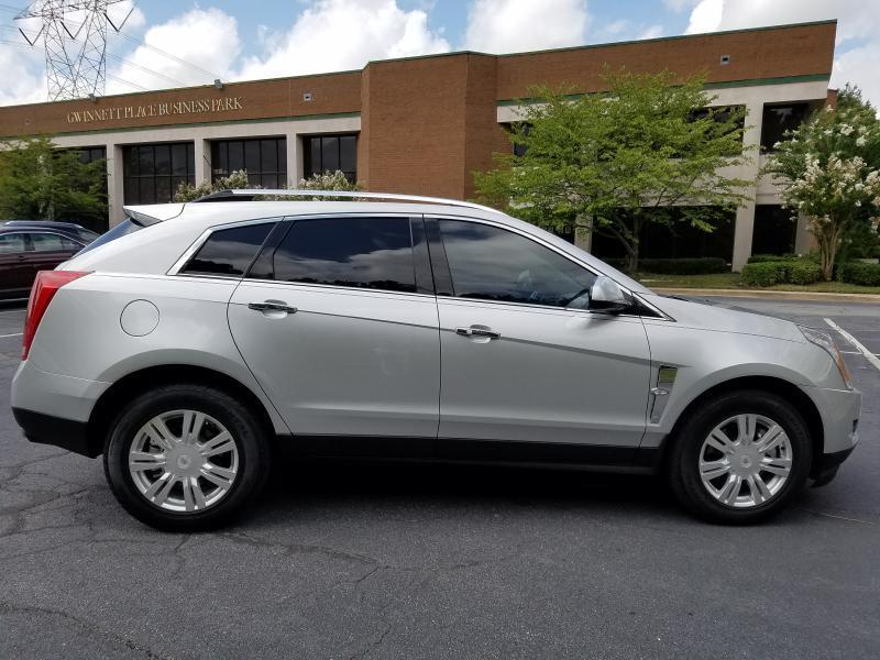 2011 Cadillac SRX for sale at C & J International Motors in Duluth GA