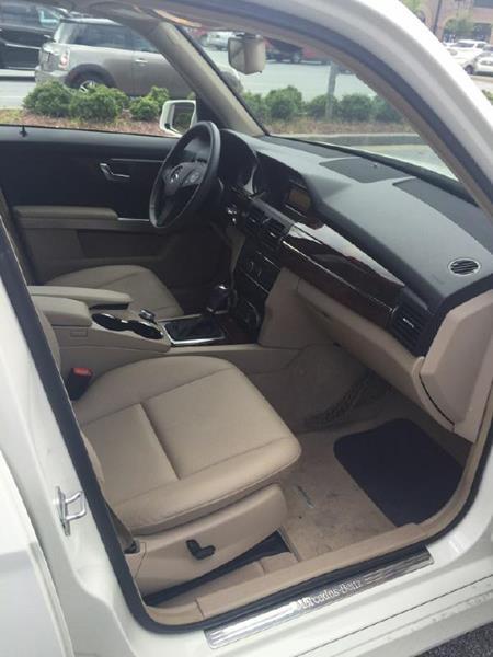 2012 Mercedes-Benz GLK GLK350 4dr SUV - Duluth GA