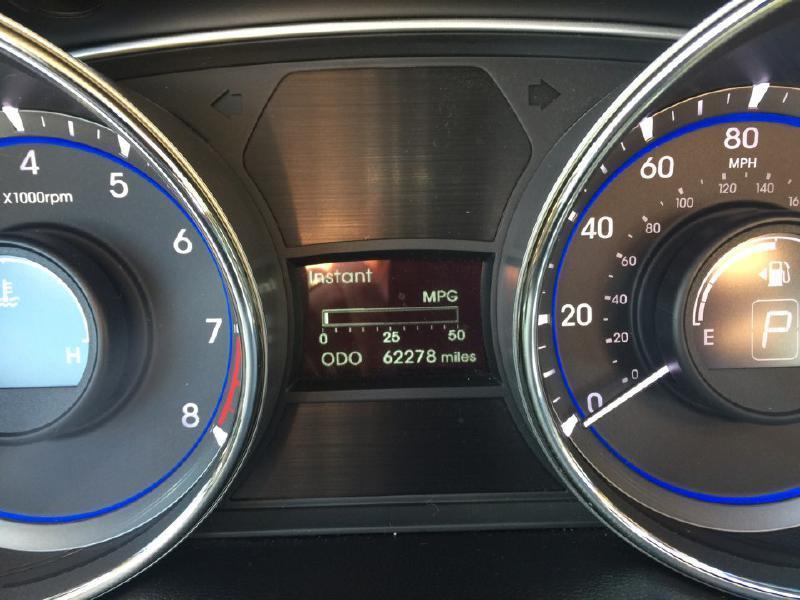 2013 Hyundai Sonata SE 4dr Sedan - Duluth GA