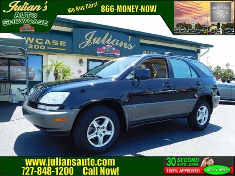 2003 Lexus RX 300 for sale in New Port Richey, FL