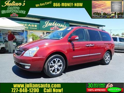 2014 Kia Sedona for sale in New Port Richey, FL