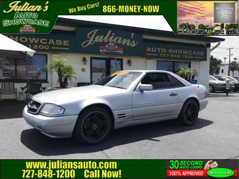 1998 Mercedes-Benz SL-Class for sale in New Port Richey, FL