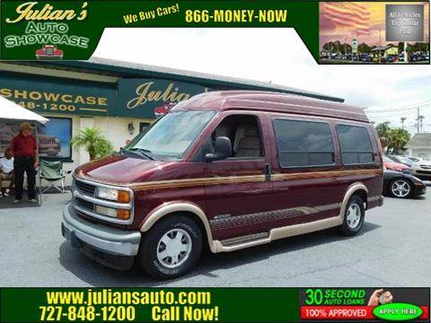 1998 Chevrolet Chevy Van Classic for sale in New Port Richey, FL